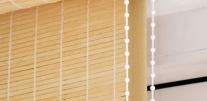 [Roller blinds, interior chain-wood - FANROLL FRD]