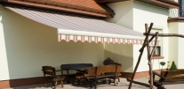 [Awnings, exterior - Easy]